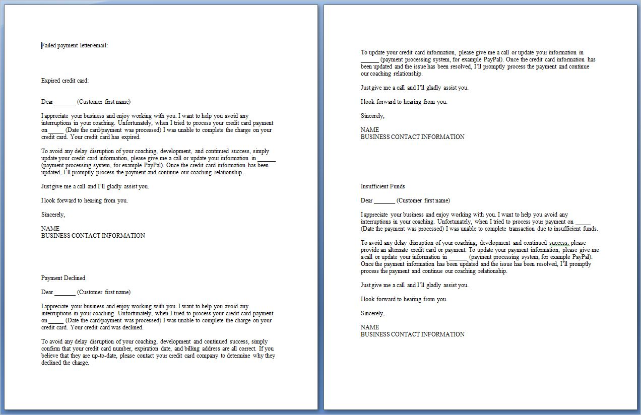 vendor contract termination letter template .